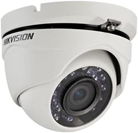 Hikvision HD 1080P 2MP 4-in-1 IR Turret Camera DS-2CE56D0T-IRMF 2.8mm