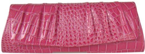 Party Clutch Bag Evening Party Stylish Pink Clutch Evening Stylish qY1IIA