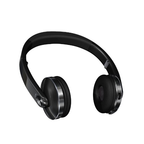 LG Electronics Gruve Bluetooth Stereo Headset - Retail Packaging - Black 70%OFF