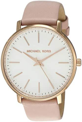 Michael Kors Womens Stainless Leather product image