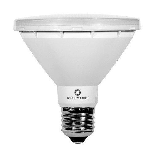 PAR 30 10W E27 220V 45º R-LINE LED de Beneito Faure - Blanco cálido, E27, 10W: Amazon.es: Iluminación