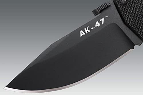 Cold Steel AK47 Folding Knife, Black 58TLCAK