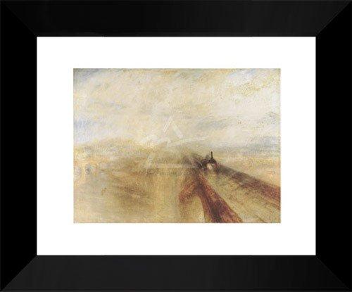 J.M.W. Turner Framed Art Print 15x18