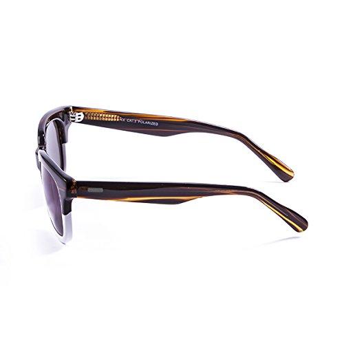 Paloalto Sunglasses P61000.0 Lunette de Soleil Mixte Adulte, Marron