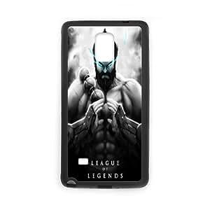 Samsung Galaxy Note 4 Phone Case League Of Legends F6397401