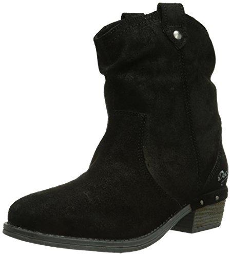 Dockers 354042-141001 - Botas Mujer Negro 001