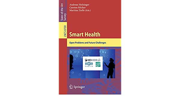 Amazon.com: Smart Health: Open Problems and Future ...