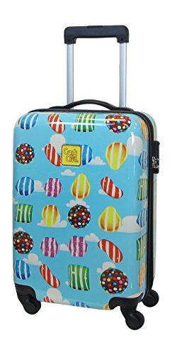 Candy Crush Cabin Bag All Over Print Small, Multi-Colored, One Size by Candy Crush