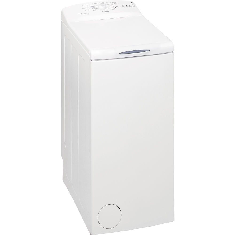 Whirlpool AWE 2240 Independiente Carga superior 6kg 1000RPM A++ Blanco - Lavadora (Independiente, Carga superior, Blanco, Arriba, 1,2 m, 42 L)