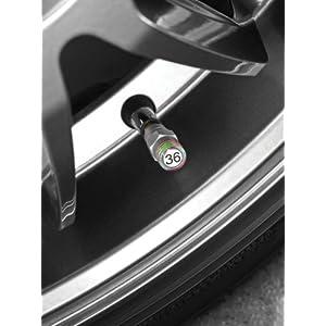 Victor 22-5-00703-8 36 PSI Tire Pressure Monitoring Valve Cap