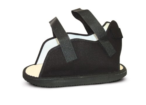 Medline Cast Boot Rocker with Velcro - Small ()