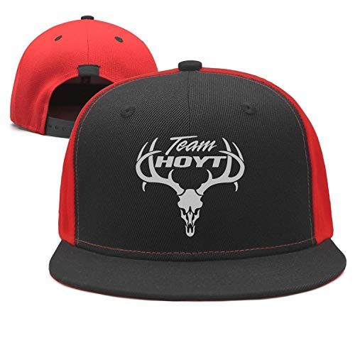 c5492501 Classic Team-Hoyt-Archery-Antlers-Logo- Printing Youth Twill Snapback Cap  for Men