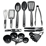 KitchenAid Tools and Gadgets 17-pc. Set - Black