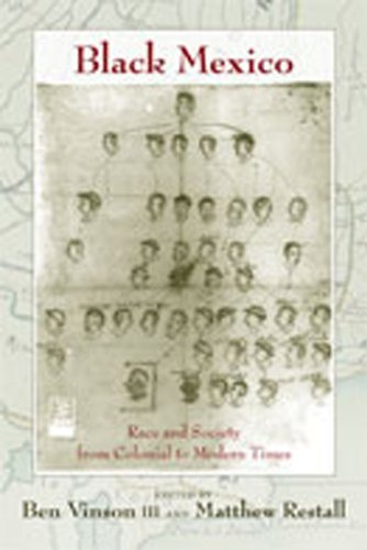 Black Mexico: Race and Society from Colonial to Modern Times (Diálogos Series)