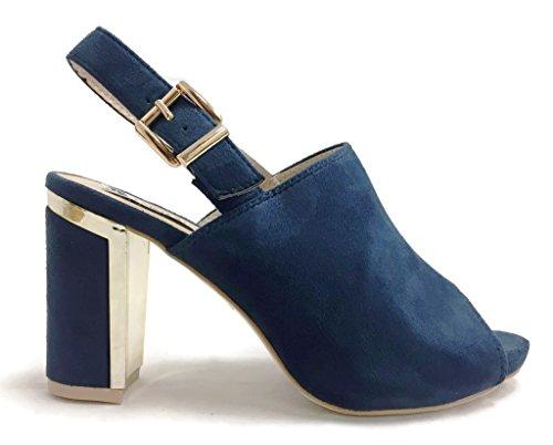 Spirit ERICA Womens Sling Back Slide Mule Sandal 3
