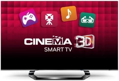 LG 47LM660S - Televisor, Pantalla LCD con luz Trasera LED, 47 Pulgadas, 3D, Full HD, 16:9: Amazon.es: Electrónica