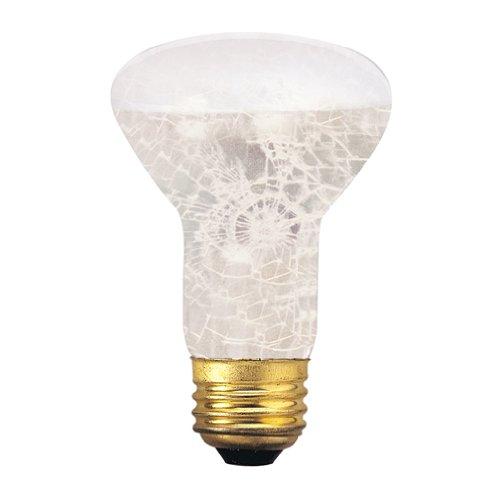 (Bulbrite 50R20/TF 50-Watt R20 Indoor Reflector Light, Shatter Resistant)