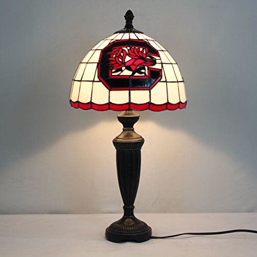 Texas A&m Tiffany Table Lamp - 9