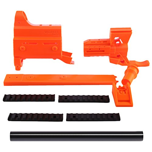 FenglinTech Worker F10555 3D Printing Appearance Decoration Kit Nerf N-Strike Stryfe