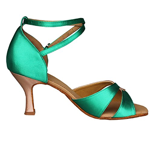 Salle Vert bal Fashion Kevin de vert femme 6qw5zag