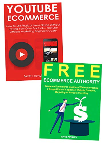 Free Ways to Start an Ecommerce Store: YouTube and Free Website Online Store for Newbie Online Marketers