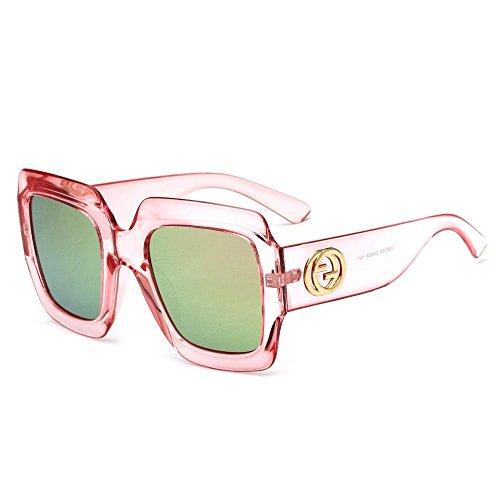de D Europeo de Grande Anti Sol de ultravioletas Gafas Retro Hombres Axiba creativos Marco Sol Regalos Gafas de Los Gafas y Americano 0nEqv1