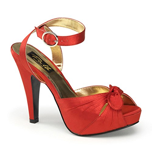 Pinup Couture Bettie-04 - sexy retro talon hauts chaussures femmes plateau sandalettes 35-42