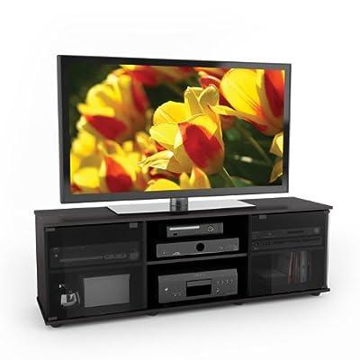 Sonax Fiji 60-Inch TV Component Bench