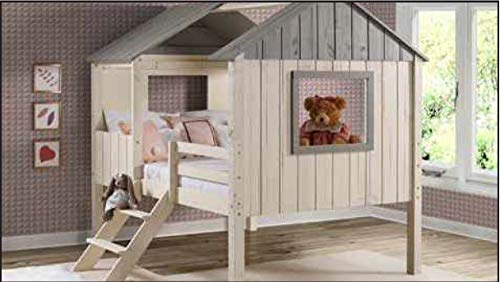 - DONCO 2188-FLRSRG Full House Sand/Rustic Grey Low LOFT