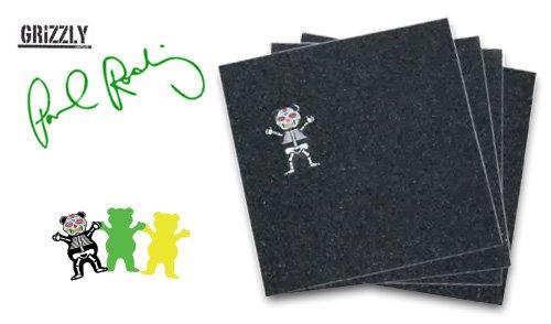 スケートボード グリップテープ GRIZZLY -PAUL RODRIGUEZ-