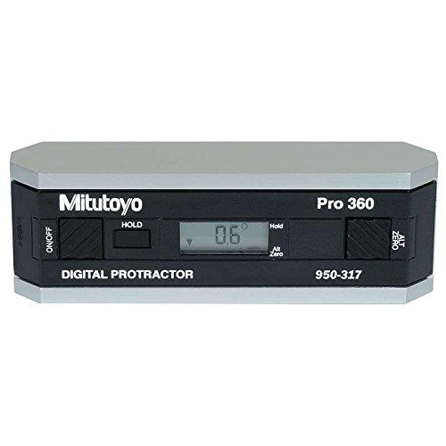 Series 950 Pro 360 Digital Protractor with Full 360 Degree Range