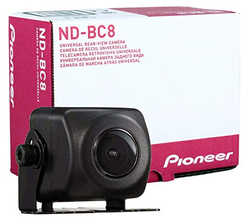 Pioneer NDBC8 Universal CMOS Surface Mount Backup Camera (Box Retail Packaging) & Zonoz Z-Tool Bundle