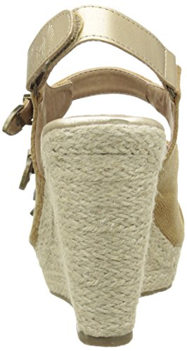 Kaporal Rock - Sandalias de vestir Mujer Marrón
