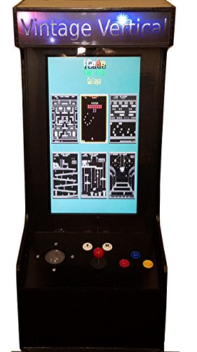 $140 Off Labor Day Sale: 60 Classic Game Black Wall-Mount Arcade Unit