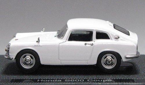 Coupe S600 (EBBRO 1/43 Honda S600 Coupe WHITE)