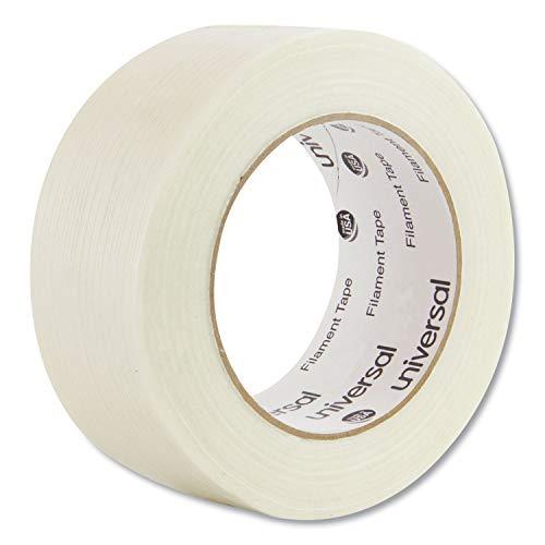 UNV31648 - Universal Premium-Grade Filament Tape w/Hot-Melt Adhesive 1 Roll from Universal