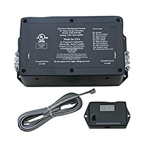 Progressive Industries EMS-HW30C Portable Electrical Management System - 30 Amp