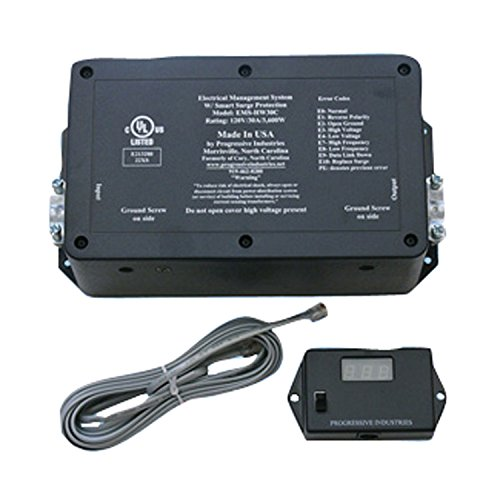 Progressive Industries EMS-HW30C Portable Electrical Management System - 30 Amp (Individual Repair Parts)
