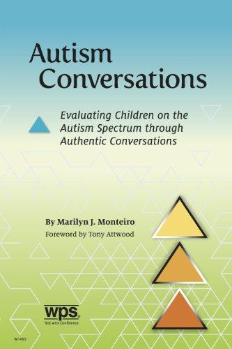 Autism Conversations: Evaluating Children on the Autism Spectrum through Authentic Conversations