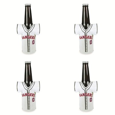 - MLB Bottle Jersey (Set of 4) MLB Team: Texas Rangers