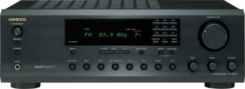 tx 8255 stereo receiver