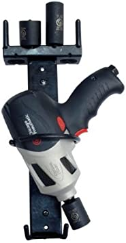 MAG-Mate IWH01M Magnetic Impact Wrench and Heat Gun Holder
