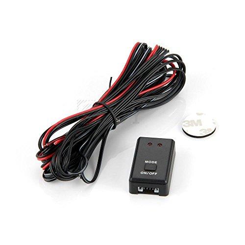 2 Strobe Controller - Ronben Car Auto LED Flashing Light Strobe Controller Flasher Module 2 Ways