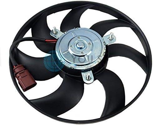 1K0959455CR 12 V Nennleistung 200 W KALE Motork/ühlung L/üftermotor Durchmesser 295 mm Spannung