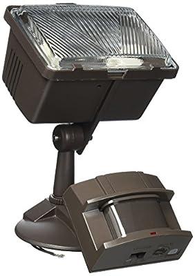 "Heath/Zenith HZ-5525-BZ 250W 120V 11.5"" Security Light"