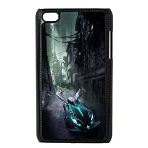 Batman Batmobile iPod Touch 4 Case Black gift pp001_6280133