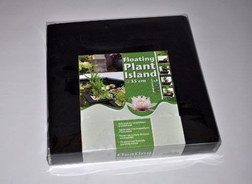 c Pond Water Garden Plant Basket Island 35cm / 14 inch Square ()