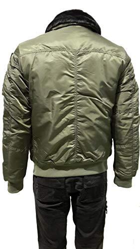 Dark Sudadera Militare Ab1676ct Jacket Men Green Pantalones Chaqueta Aeronautica vnzISqWI