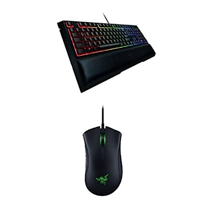 3711883c512 Razer Ornata Chroma – Revolutionary Mecha-Membrane Gaming Keyboard with  Mid-Height Keycaps –