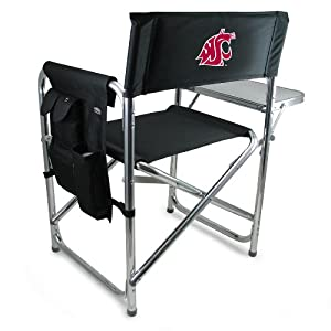 Washington State Cougars Sports Chair by Picnic Time